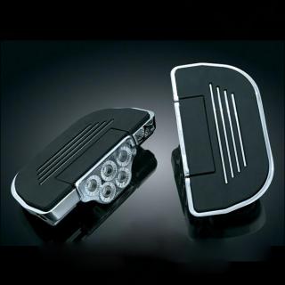 Kuryakyn Motorcycle Footboards